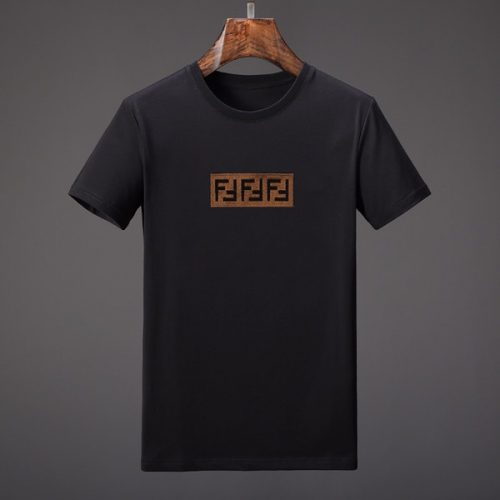 2018 Letter Embroidery T Shirt For Men's New Short Sleeve T For Clothing Fit T-shirt Fashion Casual Men Tshirts 8693