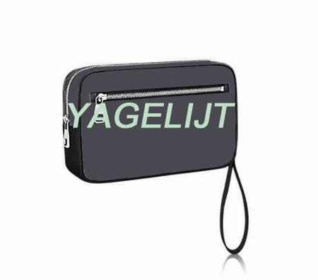 High quality new designer fashion men travel toilet pouch women cosmetic organizer make up bag famous classical brand toiletry bag