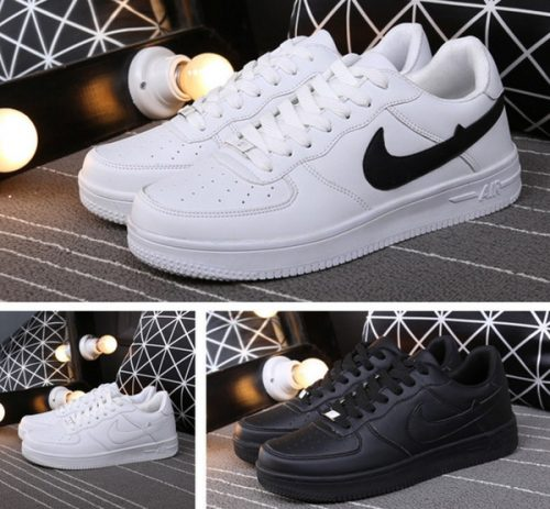 Hot sell Size 36-44 2017 upgraded version New All White Shoes Men and Women Fashionable Casual Shoes