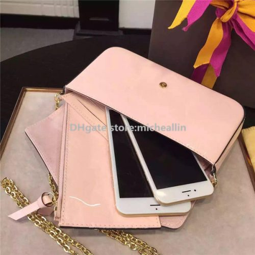 New Fashion Women Bag Handbag Phone Holder Case Purse Wallet brand designer women messenger bag corssbody sale discount original box