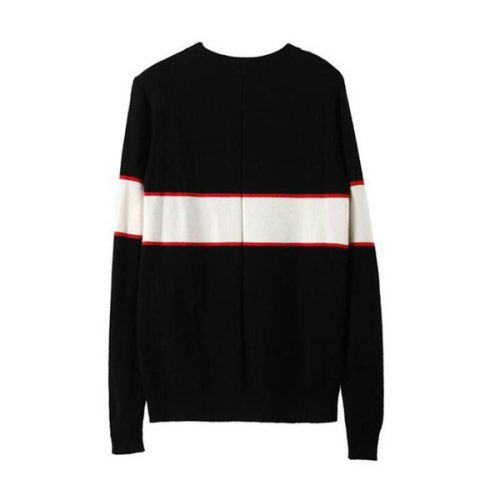 Sale Black Luxury Brand Sweaters For Men Fashion Long Sleeve Letter Print Couple Sweaters Autumn Loose Pullover Sweaters For Women Shirts