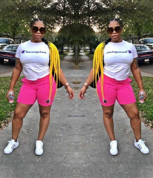 2018 New Fashion Women Summer 2pcs Tracksuit White Short Sleeve T Shirts+Rose Red Pants Casual Sports Suit Street Wear Two Piece Set S-XL
