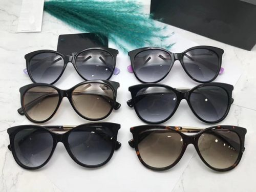Factory Wholesale Top Quality Full Frame Brand Designer Laides Sunglasses Womens Mens Classic UV400 protecton Cat Eyes sunglasses with Box