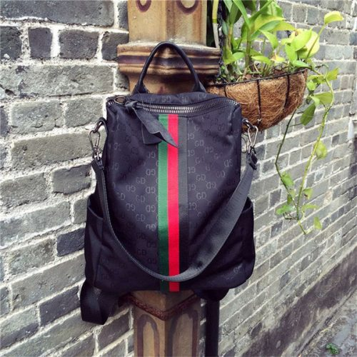 Fashion Designer Backpack Women Girls School Bags Female Double Shoulder Bag Travel Bag Women Handbags Casual Outdoor Backpacks
