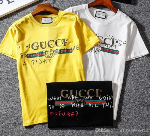 VETEMENTS D high quality Pure cotton men women y-3 t-shirt summer Fashion and leisure yeezus t-shirt jacket gucci