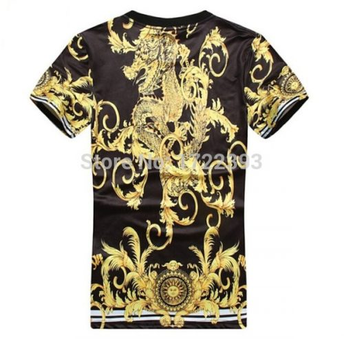Wholesale- 2015 New Summer fashion t shirt men/women Creative sun Medusa Print 3d t shirt hip hop t shirt Harajuku clothes Free shipping