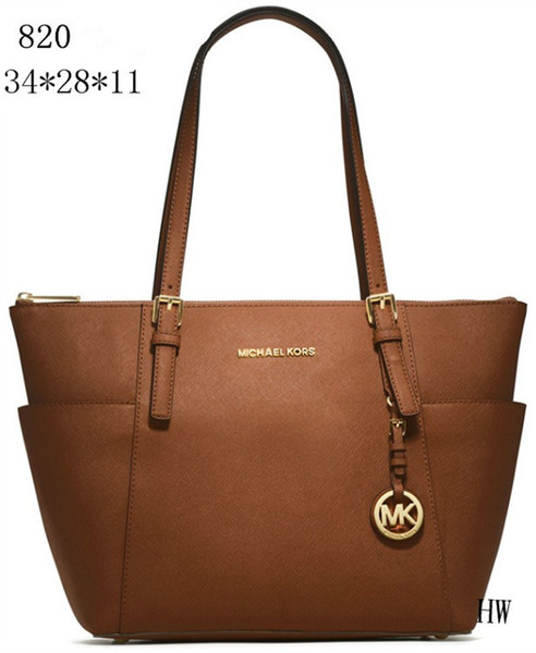 Free shipping Famous brand fashion women bags PU leather luxury handbags famous Designer brand bags purse shoulder tote Bag M820