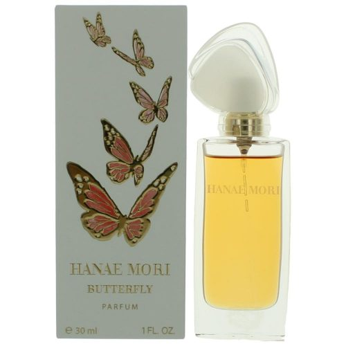 Hanae Mori by Hanae Mori, 1 oz Pure Parfum Spray for Women