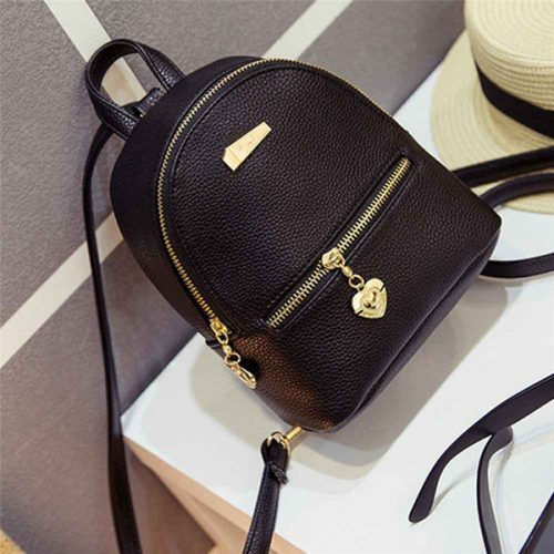 Wholesale- Fabulous Fashion Women's Shoulder Bag Backpack Travel Fashion School leather wholesale SEP12