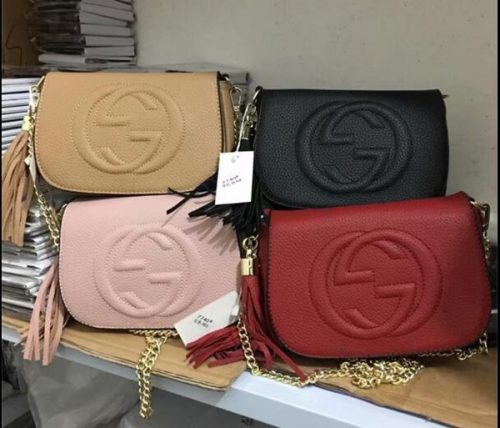high quality shoulder Bags Women Leather totes bag red and black Designer Chian Cross body Bags for Women Single Shoulder Clutch bags